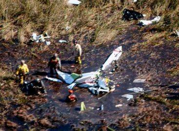 Recuperaron cuerpos de ministro paraguayo y acompañantes tras caer avioneta