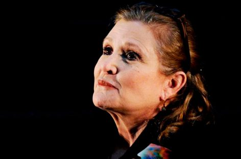 "Carrie Fisher aparecerá en el episodio IX de ""Star Wars"" con metraje no usado"