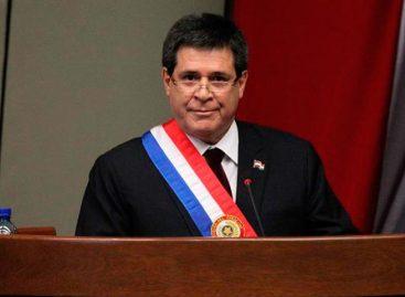 Presidente de Paraguay lamentó muerte de ministro en accidente aéreo