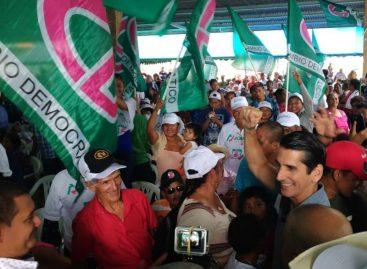 Rómulo Roux en Chiriquí: «El 12 de agosto decidimos si regresamos a gobernar en el 2019»