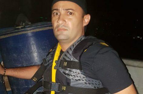 Capturan a colombiano señalado por tráfico de drogas cuando pretendía huir del país