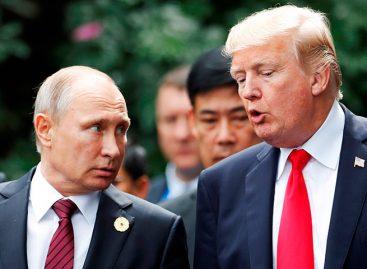 """Putin dijo que la cumbre con Trump abrió el camino hacia """"cambios positivos"""""""