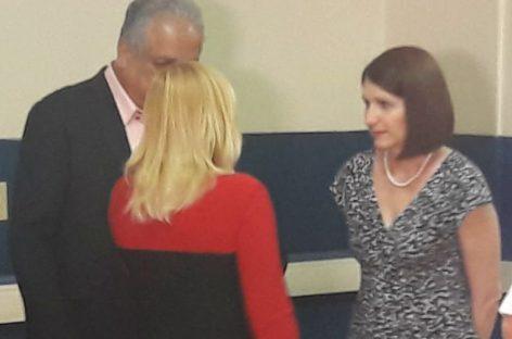 Martinelli hospitalizado en Hospital Santo Tomás tras larga audiencia del lunes