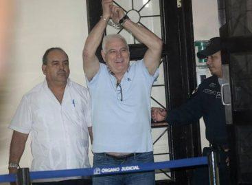 Ricardo Martinelli fue llevado al Hospital Santo Tomás para acudir a cita médica