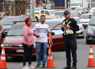 Estudiantes de la UP protestaron contra aumento de la tarifa eléctrica