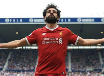 Salah renovó con el Liverpool hasta 2023 sin cláusula de rescisión