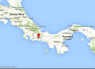 Tres sismos entre magnitudes 3,2 y 4 se registraron este martes en Panamá