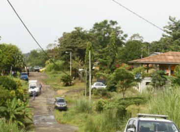 Matan a una pareja dentro de una casa en el valle de Cerro Azul