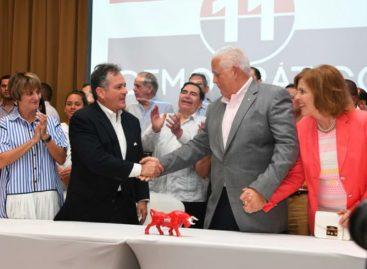 Pérez Balladares admite que le ofreció la vicepresidencia a Juan Carlos Navarro
