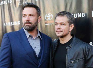 Ben Affleck y Matt Damon volverán a trabajar juntos en cinta sobre una estafa