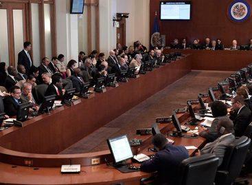 Canadá y Chile coordinarán el Grupo de Trabajo de la OEA para Nicaragua