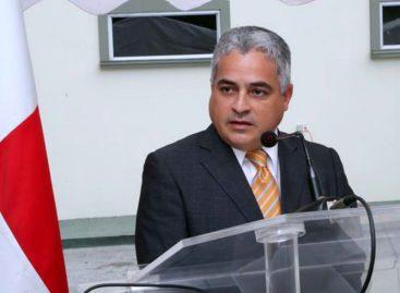 Magistrado De León no revelará temas tratados en la conversación con Porcell por «respeto»