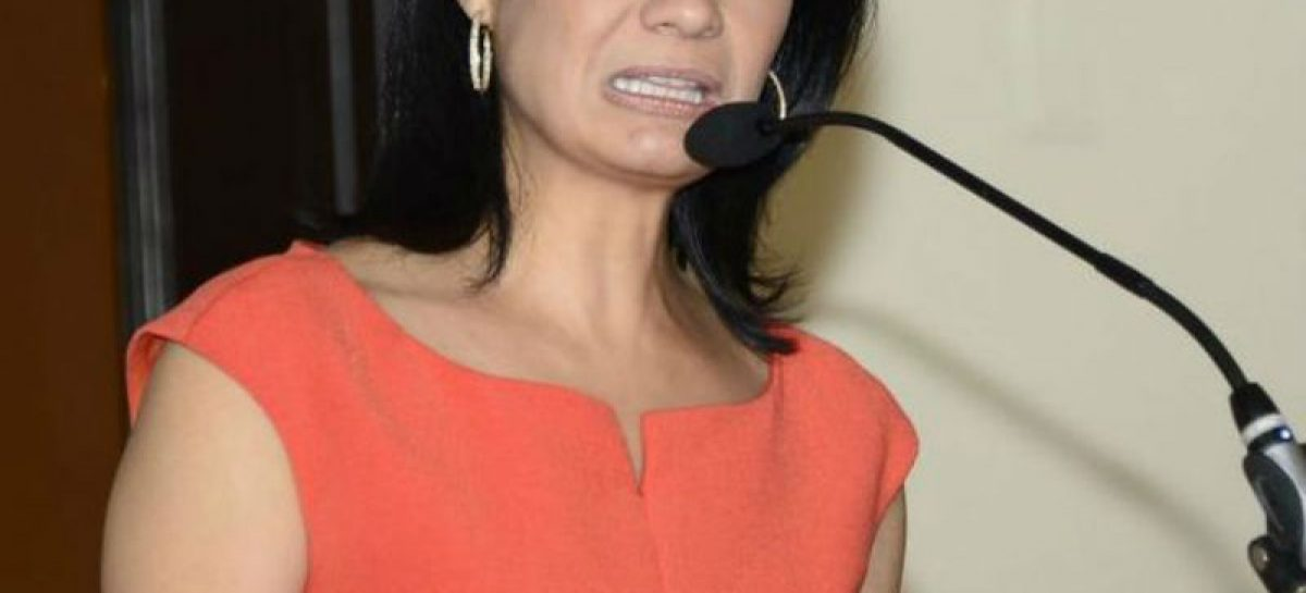 Martinelli demandó a vicepresidenta De Saint Malo por 20 millones de dólares