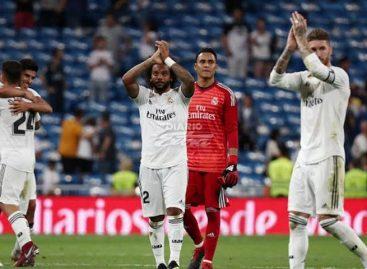 Real Madrid solvente, festival del Sevilla e histórico Huesca