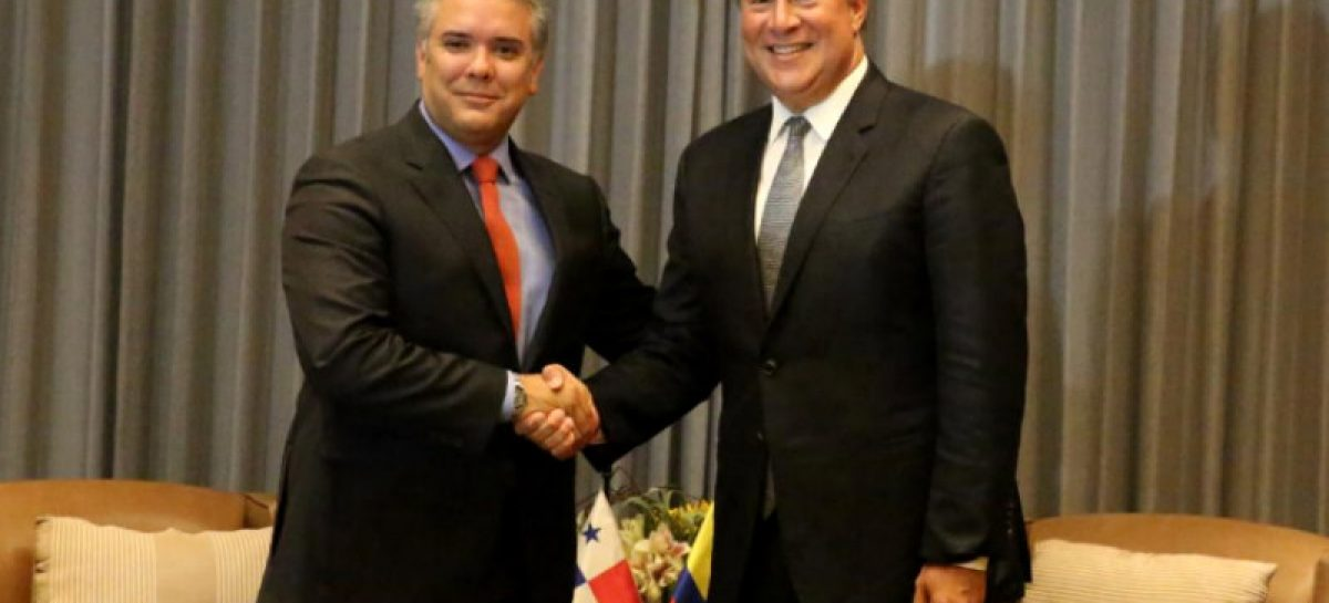 Valera y Duque conversaron sobre su preocupación por la situación en Venezuela