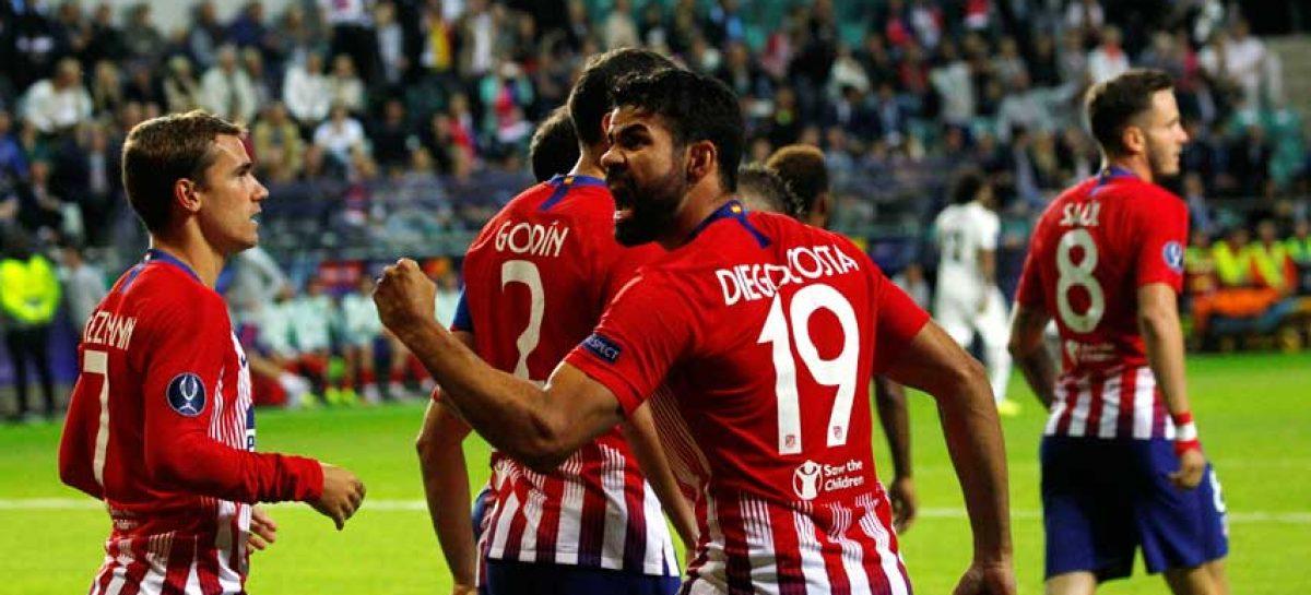 Atlético sumó su séptimo título europeo tras vencer al Real Madrid
