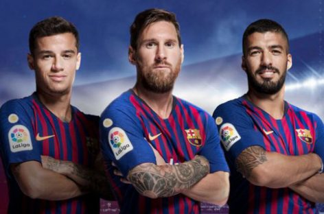 El FC Barcelona lucirá nuevo símbolo de campeón