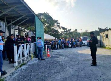 Un contratista muerto y otro herido durante accidente en proyecto Cobre Panamá