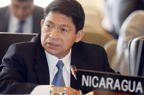 """Gobierno de Nicaragua avisó que no recibirá a """"grupo de trabajo"""" de la OEA"""