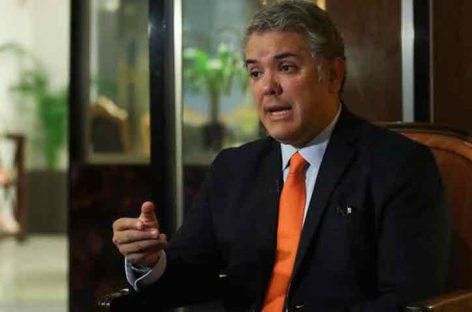 Colombia rechazó acusación de Venezuela por atentado a Maduro