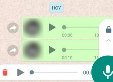 El truco de WhatsApp para oír mensajes de voz antes de enviarlos