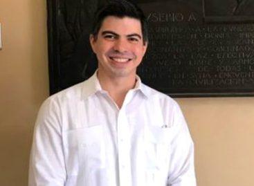 Richard Morales se postulará como precandidato presidencial por el FAD