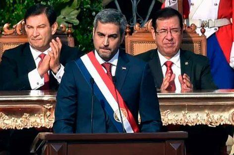 Presidente de Paraguay expresó solidaridad con Venezuela y Nicaragua