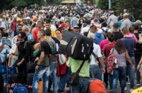 Policía peruana detuvo a 18 venezolanos indocumentados en Lima