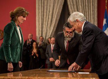 Piñera realiza primer ajuste de gabinete para mejorar gestión de Gobierno