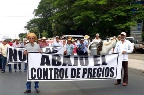 Productores volverán a protestar el 18 de diciembre