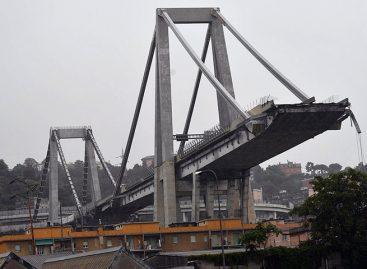 Autoridades italianas elevaron cifra de muertos a 37 tras desplome de viaducto