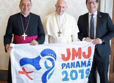 Policía de Costa Rica resguarda a peregrinos que vienen a la JMJ