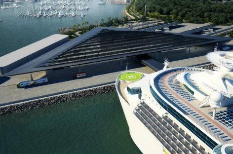 Varela firma decreto para incentivar a cruceros que traigan turistas a Panamá