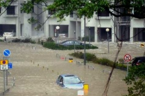 Panamá activó Cecodi para atender panameños afectados por tifón Mangkhut