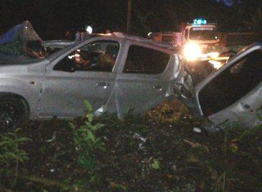 Murió sargento de la PN José Hernández en accidente de tránsito