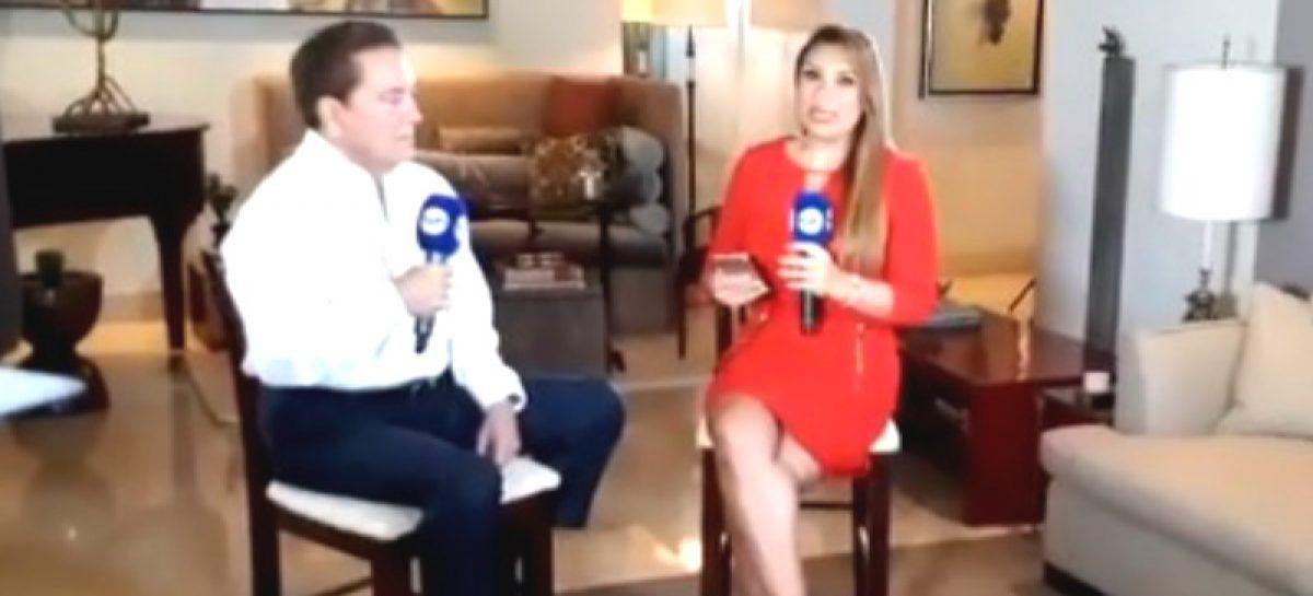 Nito Cortizo sobre CD: «El candidato actual es una persona buena, pero no veo alianza»
