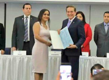 Laurentino Cortizo es proclamado candidato presidencial del PRD