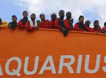 Aquarius rescató 11 inmigrantes ante las costas de Libia en nueva misión