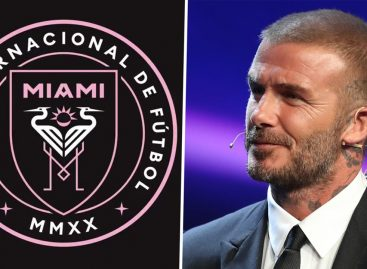 David Beckham presentó al Inter Miami como su nuevo equipo de la MLS