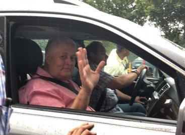 La reacción de Pérez Balladares tras su derrota: «Hasta aquí llegué, más nunca daré una entrevista»