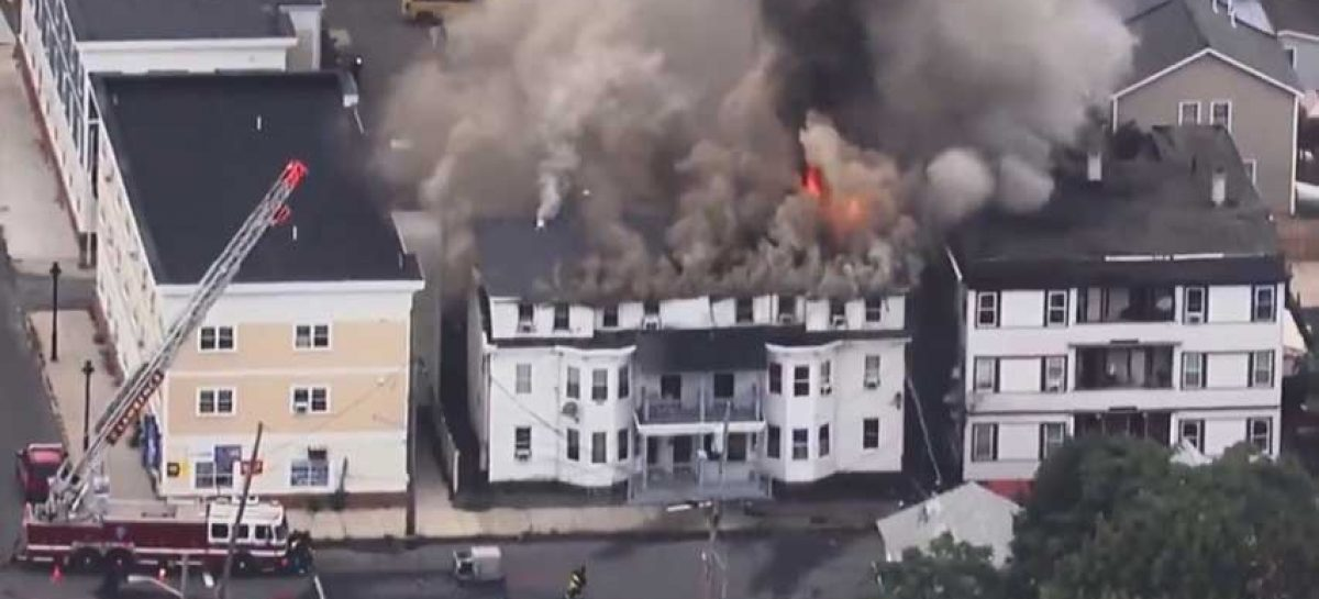 Decenas de explosiones de gas en Boston provocaron un muerto y 12 heridos