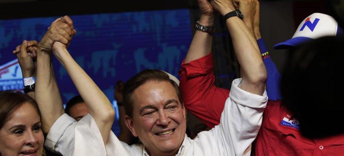 Nito Cortizo ganó por paliza y será el candidato presidencial del PRD