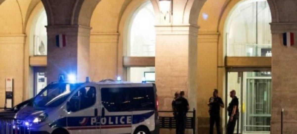 Dos heridos por embestida de coche contra peatones en Francia