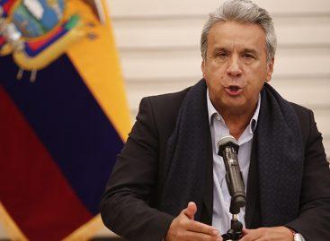 Presidente de Ecuador enviará a Asamblea proyecto de ley anticorrupción