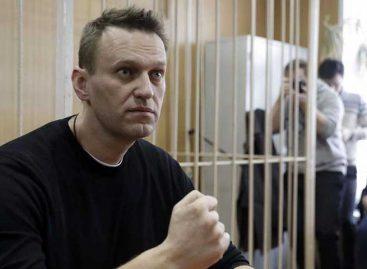 Navalni, sentenciado a otros 20 días de prisión tras salir de prisión