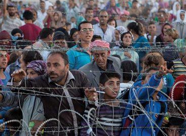 Casi 800 refugiados sirios regresaron del Líbano a su país en nueva operación