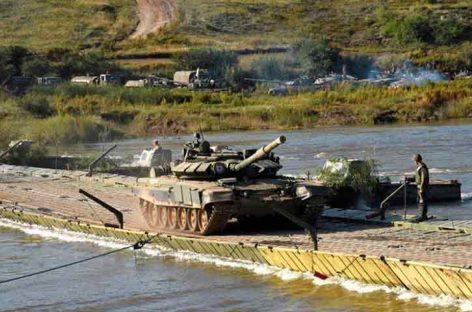 "Putin asistirá mañana a las maniobras militares ""Vostok-2018"""