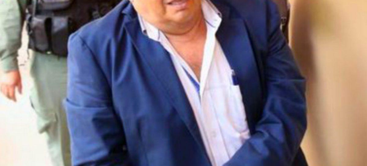Luis Cucalón es condenado a 8 años de prisión por el caso Cobranzas del Istmo