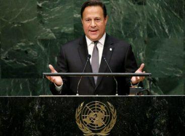 PRD tilda de «enano político» a Varela por omitir a Torrijos en la ONU