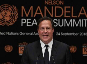 Varela conversó con Duque y Trudeau sobre compromiso en la estabilidad de la región